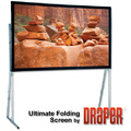 Экран для проектора Draper Ultimate Folding Screen 7,5' x 10' (228 cm x 304 cm)